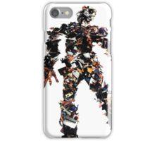 Paper Man iPhone Case/Skin