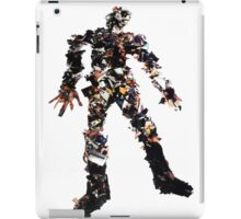 Paper Man iPad Case/Skin