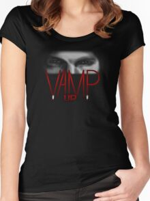 Vamp Up - Bill Compton Edition Women's Fitted Scoop T-Shirt