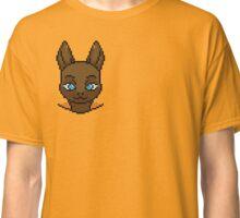 Cute Kangaroo Pixel Art Classic T-Shirt