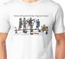 Battle of Stamford Bridge Tapestry Project logo Unisex T-Shirt
