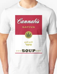 Cannabis Sativa Soup Unisex T-Shirt