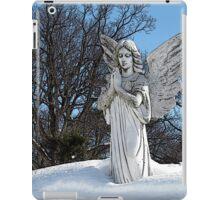Consoling Angel • Sunshine iPad Case/Skin