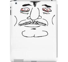 Frank iPad Case/Skin