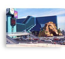 Las Vegas 1994 Canvas Print
