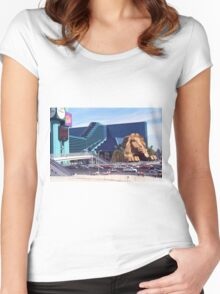 Las Vegas 1994 Women's Fitted Scoop T-Shirt