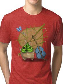 Makar Zelda Windwaker Tri-blend T-Shirt