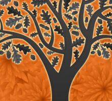 Mandala yoga tree of life Sticker