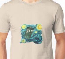 Starry Tardis Unisex T-Shirt