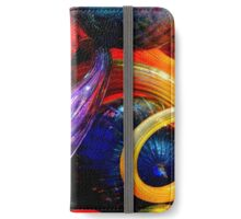Abstract Art © iPhone Wallet/Case/Skin