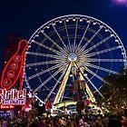 Niagara Falls Ferris Wheel by John Velocci