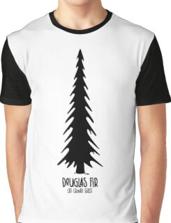 Douglas Fir - Old Growth Forest Graphic T-Shirt