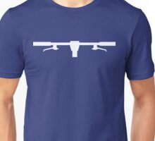 Mountain Bike Handlebar Unisex T-Shirt