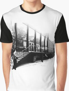 Modern Architecture Graphic T-Shirt