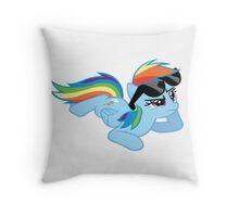 brony  Throw Pillow