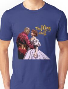 The King and I (2015 Broadway Revival) Unisex T-Shirt