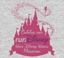 Run Disney Training Marathon by sweetsisters