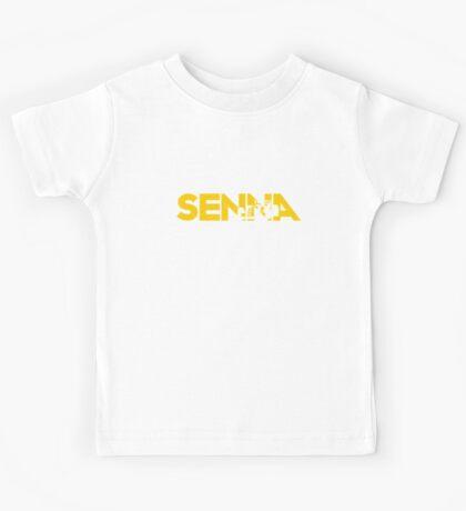 Ayrton Senna Kids Tee