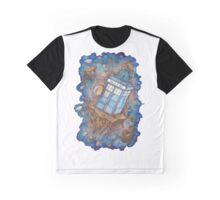Tardiskitten Graphic T-Shirt