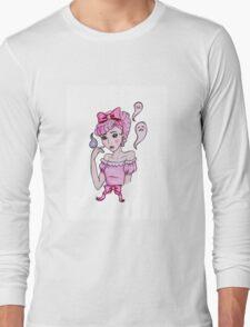 Scared cutie Long Sleeve T-Shirt