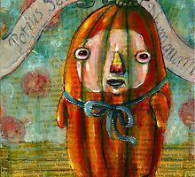 """The Attendance of Genus Cucurbita"" by greg orfanos"