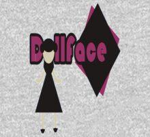 """""""DollFace"""" Kids Tee"""