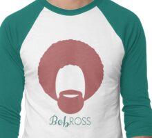 Bob Ross Men's Baseball ¾ T-Shirt