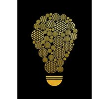 Bulb Lamp Photographic Print