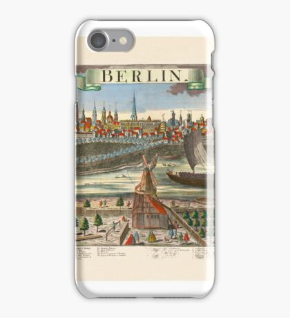 Berlin 1760 iPhone Case/Skin