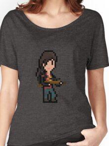 Pixel Ellie Women's Relaxed Fit T-Shirt