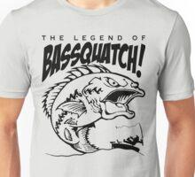 The Legend Of BasSquatch Unisex T-Shirt