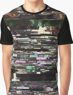 Scott Smith - Orphan Glitched Graphic T-Shirt