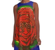 Jerry Rose A-Line Dress