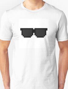 Pixel Sunglasses Unisex T-Shirt