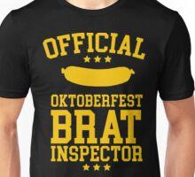 Official Brat Inspector Unisex T-Shirt