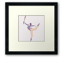 Baterina Framed Print