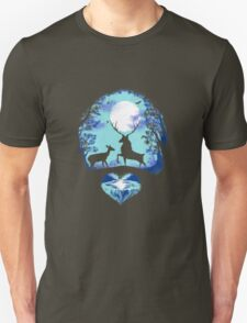 I Give You The Moon My Deer Unisex T-Shirt