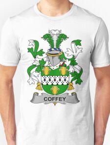 Coffey Coat of Arms (Irish) T-Shirt