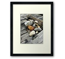 Geology III Framed Print