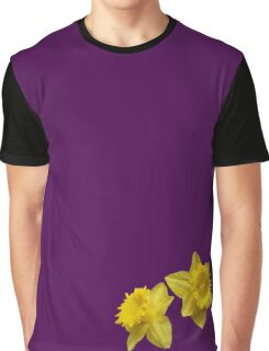 Simply Daffodils Graphic T-Shirt