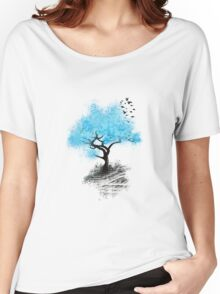 Magic Tree Women's Relaxed Fit T-Shirt