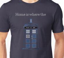 Who-mward Bound Unisex T-Shirt