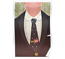 Sharply Dressed: Moriarty Poster