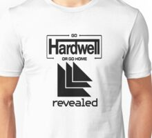 Hardwell Revealed Unisex T-Shirt