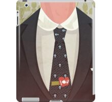 Sharply Dressed: Moriarty iPad Case/Skin