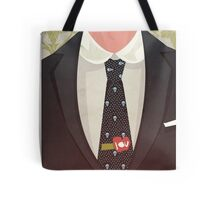 Sharply Dressed: Moriarty Tote Bag