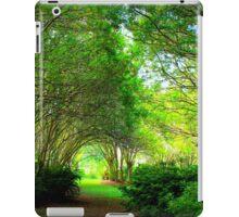 Plantation Path iPad Case/Skin