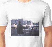 Paris Painter Inspiration Magritte Unisex T-Shirt