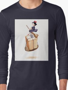 Kiki's High Flying Delivery Service  Long Sleeve T-Shirt
