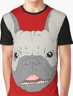 Bold PUG Graphic T-Shirt